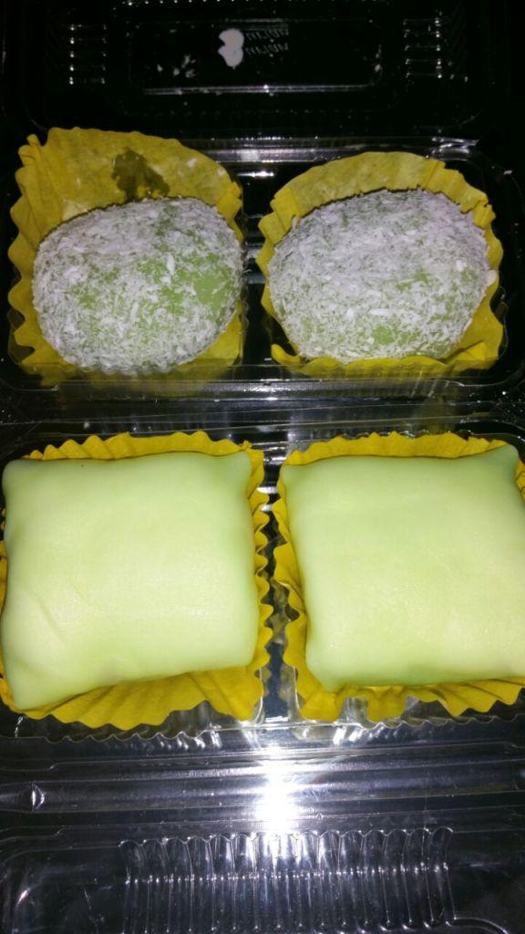 Durian Mochi