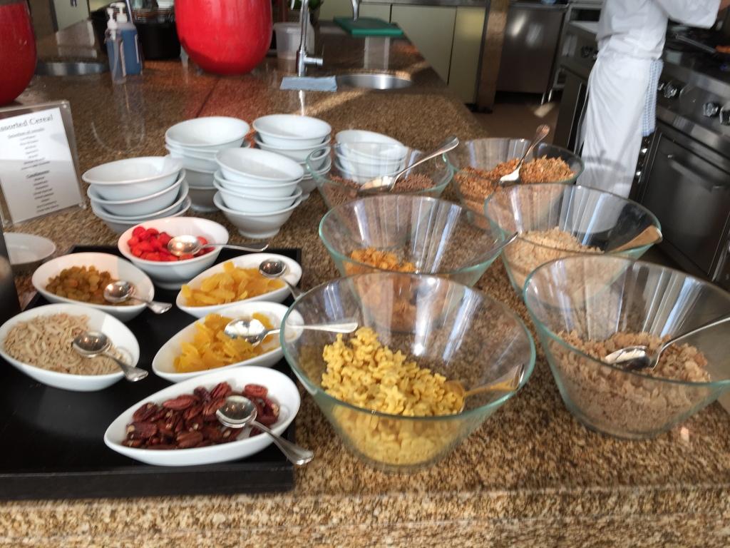 THIRTY8 Breakfast Buffet