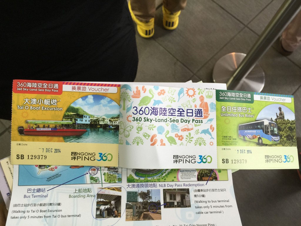 360 Sky-Land-Sea Day Pass