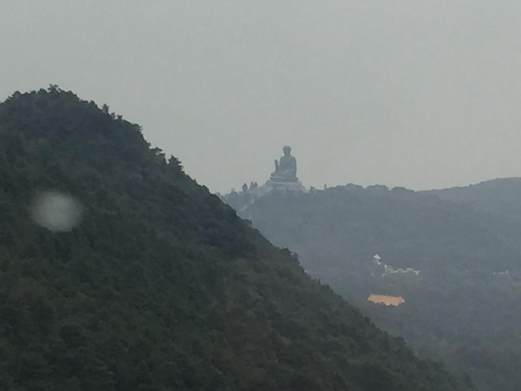 Big Buddha in the Distance