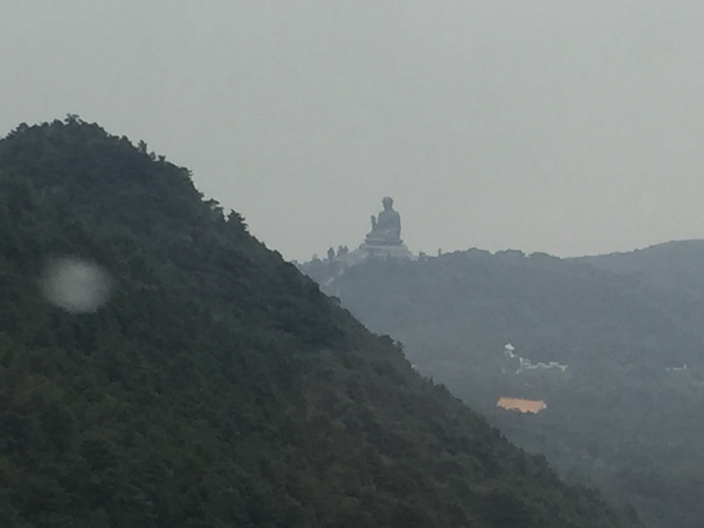Big Buddha in the Distance