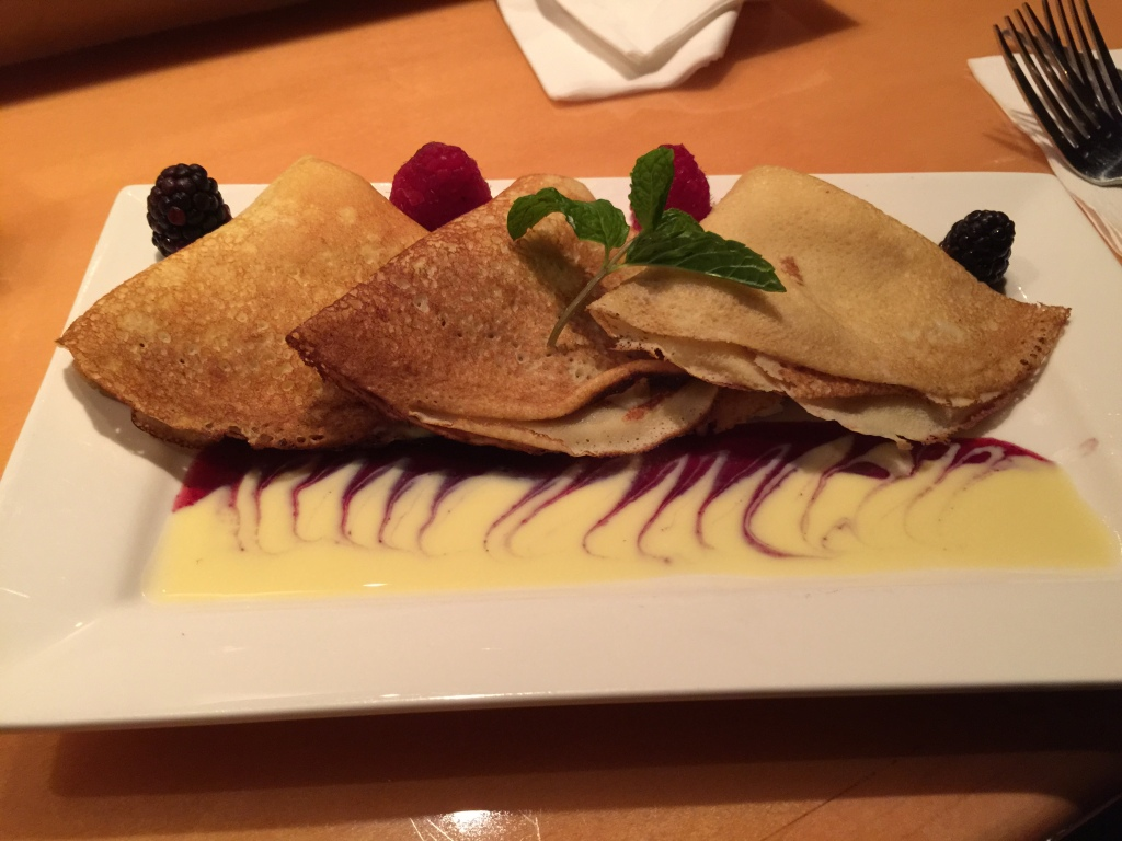 Chestnut Crepes