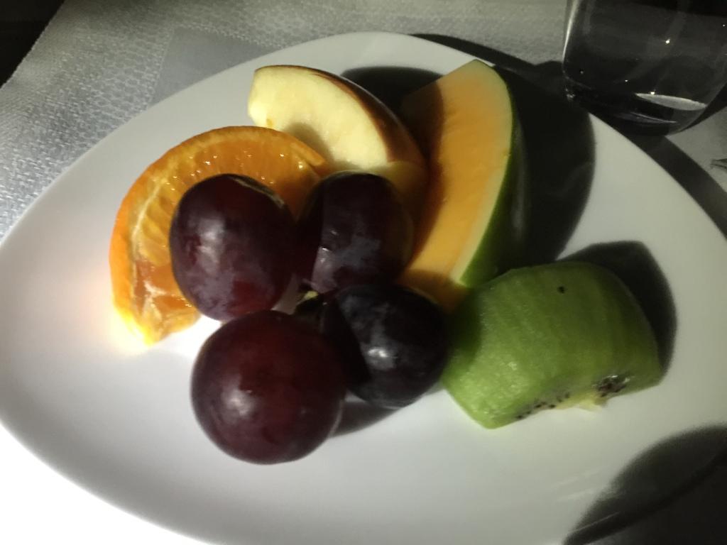 Mid Flight Fruit Plate