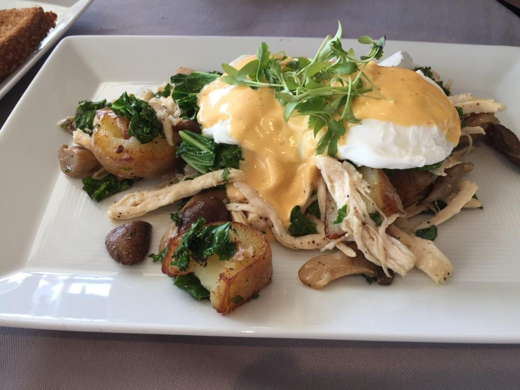 Chicken & Potato Hash