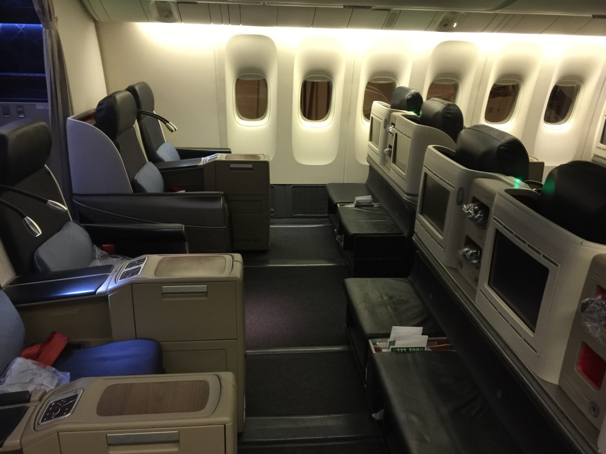Turkish airlines business class toronto to istanbul the mystery traveler - Turkish airlines uk office ...