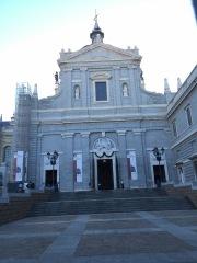 La Catedral de Santa Maria la Real Almudena
