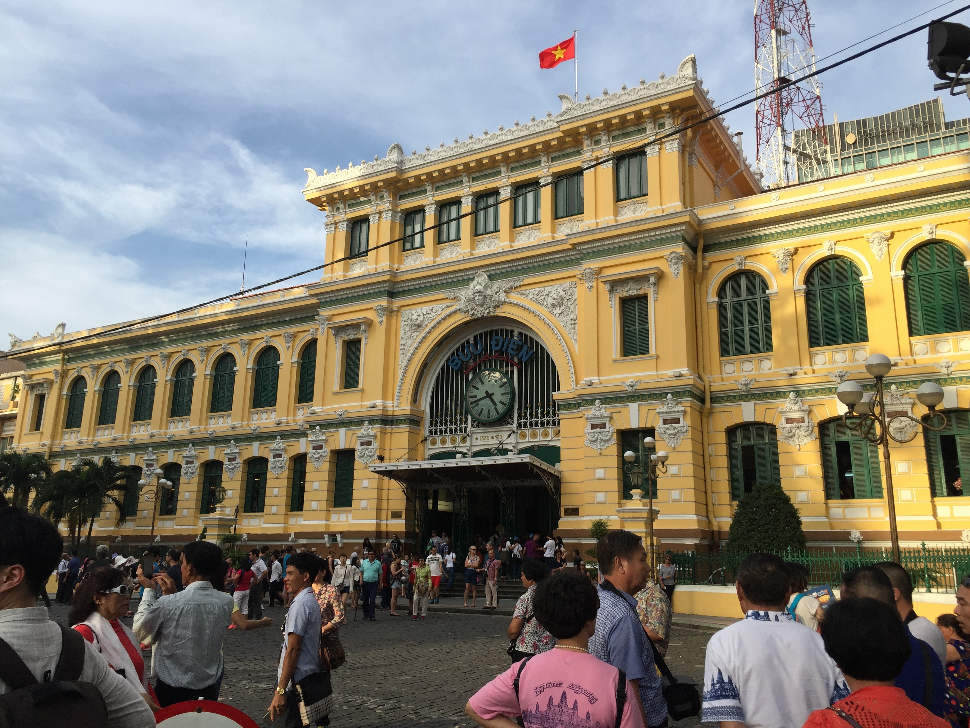 Saigon Central Post Office – Ho Chi Minh City